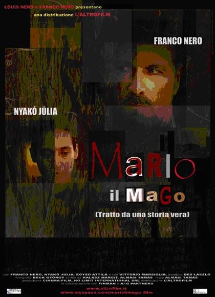 La Locandina Di Mario Il Mago 94668