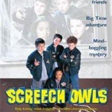 La locandina di Screech Owls