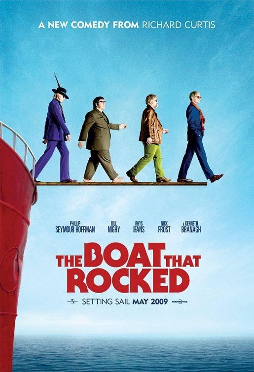 La Locandina Di The Boat That Rocked 94562