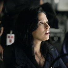 Navi Rawatin una scena dell'episodio 'Scan Man' della serie tv Numb3rs