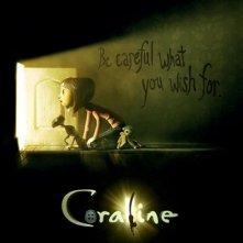 Nuovo poster per il film Coraline