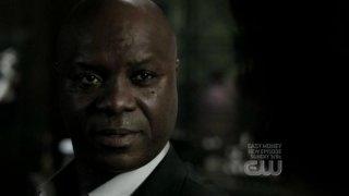 Robert Wisdom è l'angelo Uriel nell'episodio ' It's the Great Pumpkin Sam Winchester ' della serie tv Supernatural