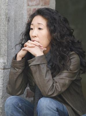 Sandra Oh Interpreta Cristina Yang Nella Quinta Stagione Della Serie Tv Grey S Anatomy 94710