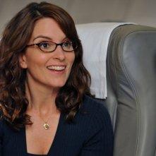 Tina Fey nel ruolo di Liz Lemon nell'episodio 'Believe in the Stars' della terza stagione di 30 Rock