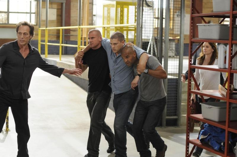 Una Scena Dell Episodio The Legend Della Serie Tv Prison Break 94681