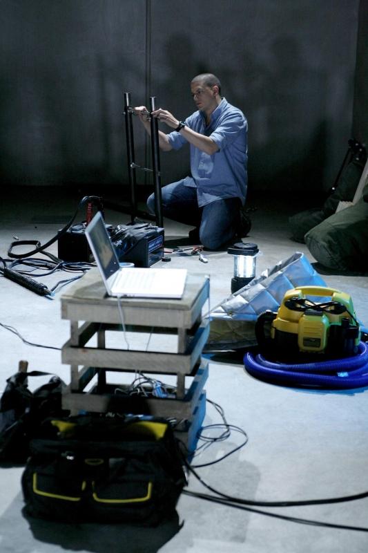Wentworth Miller In Una Scena Dell Episodio Quiet Rot Della Serie Tv Prison Break 94686