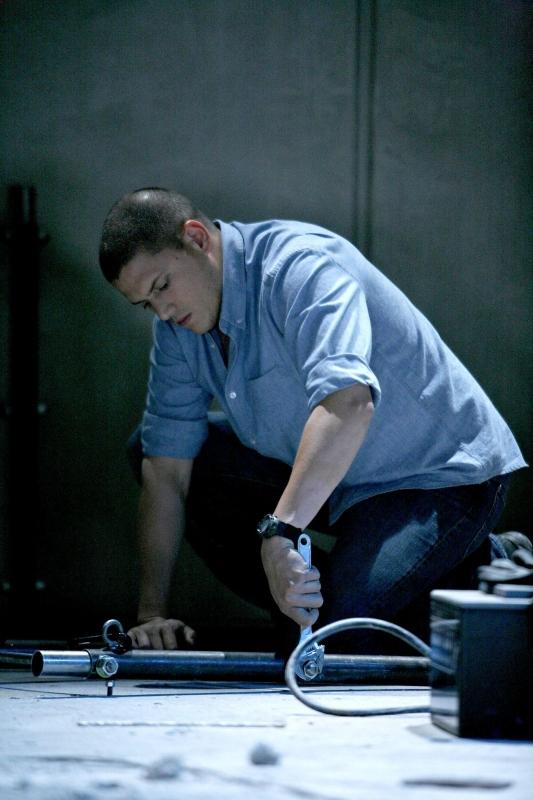 Wentworth Miller Nel Ruolo Di Michael Scofield Nella Serie Tv Prison Break Episodio Quite Riot 94683