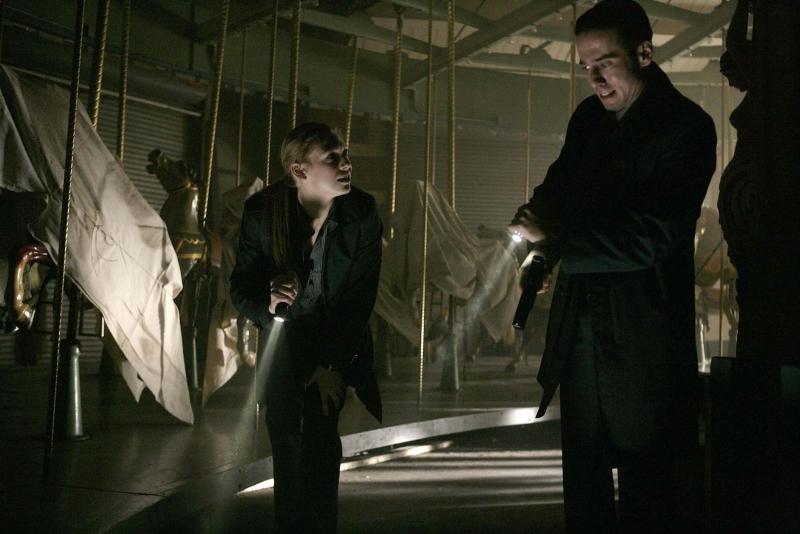 Anna Torv E Kirk Acevedo In Una Scena Dell Episodio The Equation Di Fringe 94811