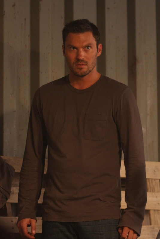 Brian Austin Green Nell Episodio Complications Di The Sarah Connor Chronicles 94845
