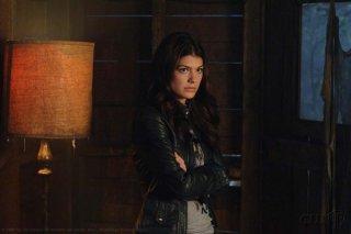 Genevieve Cortese in una scena dell'episodio I Know What You Did Last Summer di Supernatural
