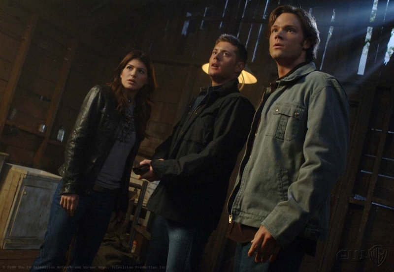 Genevieve Cortese Jensen Ackles E Jared Padalecki Nell Episodio I Know What You Did Last Summer Di Supernatural 94821