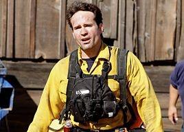 Jason Patric in una scena dell'episodio 'Pie' di Entourage