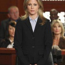 Julie Bowen nell'episodio 'Mad Cows' della serie tv Boston Legal