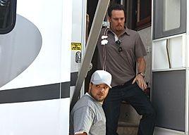Kevin Dillon E Jerry Ferrara In Una Scena Dell Episodio Pie Di Entourage 94774