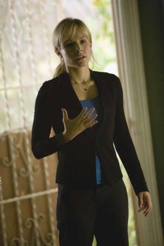 Kristen Bell in una scena dell'episodio The Eclipse : Part 1 di Heroes