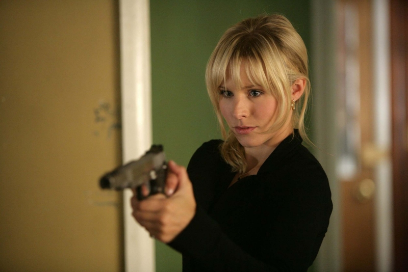 Kristen Bell Nell Episodio The Eclipse Part 1 Di Heroes 94802