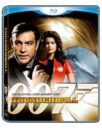 La Copertina Di 007 Thunderball Operazione Tuono Blu Ray 94778