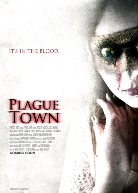 La Locandina Di Plague Town 94763