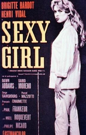 La Locandina Di Sexy Girl 94870