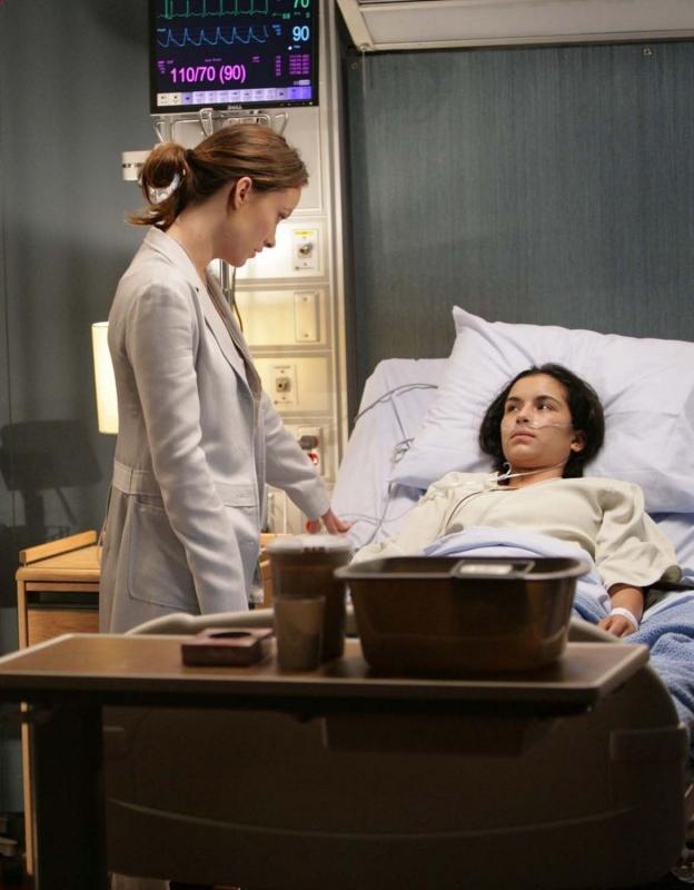 Olivia Wilde In Una Scena Dell Episodio Emancipation Di Dr House Medical Division 94879
