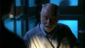Robert David Hall nell'episodio 'Let it Bleed' della nona stagione di CSI Las Vegas