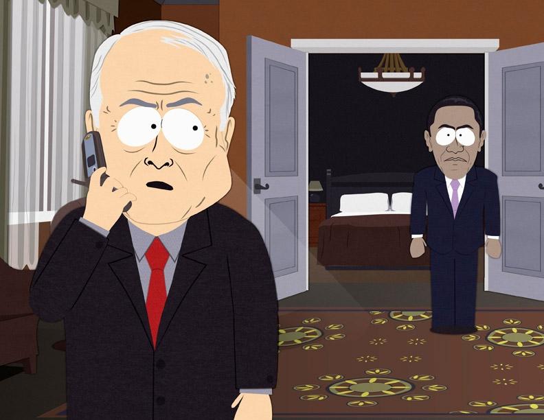 Una Scena Dell Episodio About Last Night Di South Park 94806