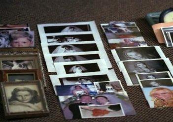 Una scena dell'episodio Bloodline, della serie Ghost Whisperer.
