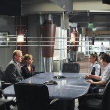 Una scna dell'episodio 'The Bad Seed' della serie Boston Legal
