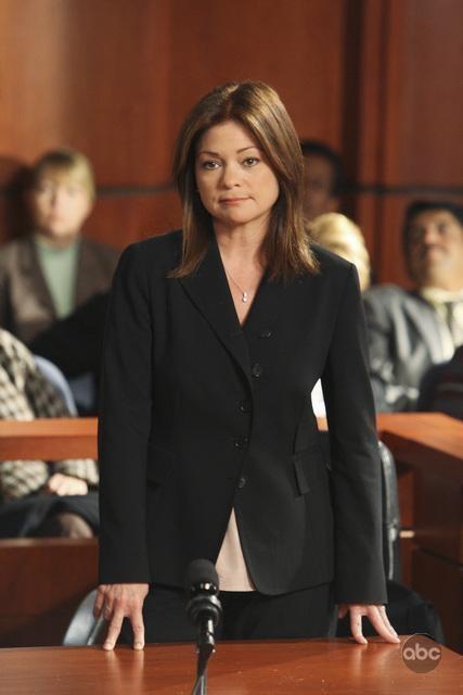 Valerie Bertinelli In Una Scena Dell Episodio Mad Cows Della Serie Tv Boston Legal 94742