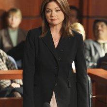 Valerie Bertinelli in una scena dell'episodio 'Mad Cows' della serie tv Boston Legal