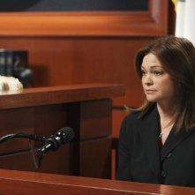Valerie Bertinelli nel ruolo di Carol Hober nell'episodio 'Mad Cows' della serie tv Boston Legal