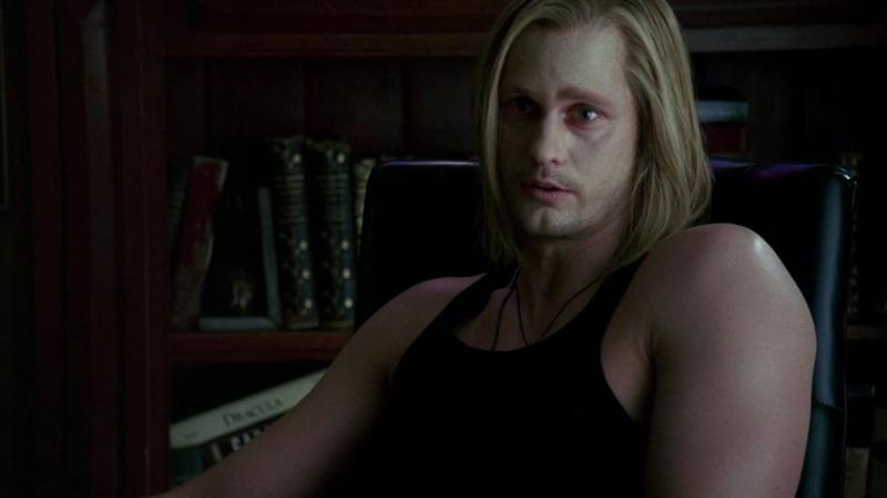 Alexander Skarsgard In Una Scena Dell Episodio Plaisir D Amour Di True Blood 94979