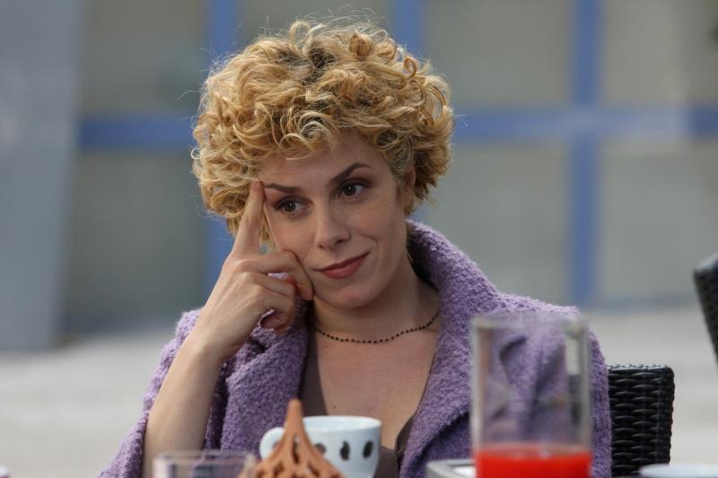 Cecilia Dazzi In Una Scena Di Amiche Mie 94934