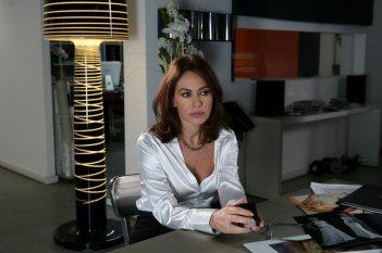 Elena Sofia Ricci in una scena di Amiche mie