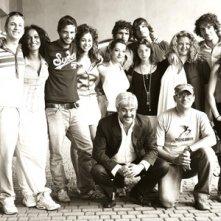 Il cast del film Ti Stramo