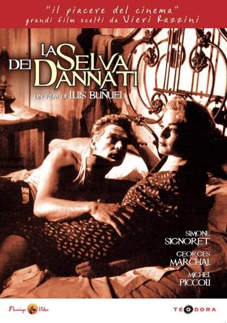La Copertina Di La Selva Dei Dannati Dvd 94962