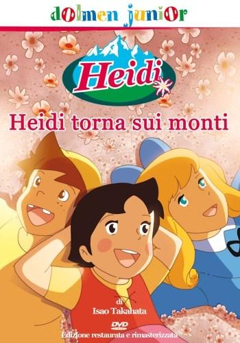 La Locandina Di Heidi Torna Sui Monti 95038