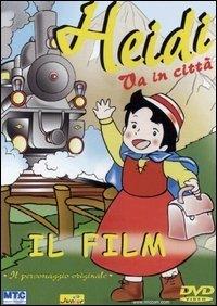 La Locandina Di Heidi Va In Citta 95036