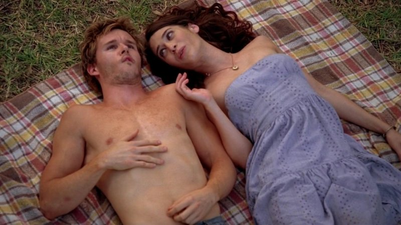 Lizzy Caplan E Ryan Kwanten In Una Scena Dell Episodio Plaisir D Amour Di True Blood 94984