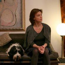 Margherita Buy in una scena della serie Amiche mie