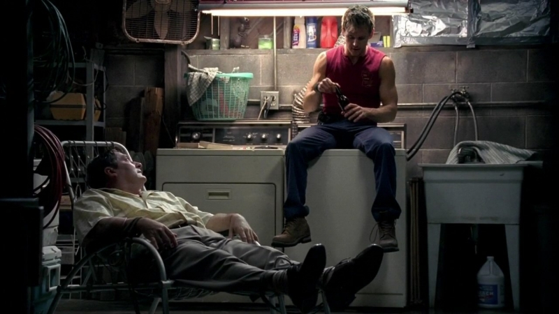 Stephen Root E Ryan Kwanten In Una Scena Dell Episodio Plaisir D Amour Di True Blood 94987