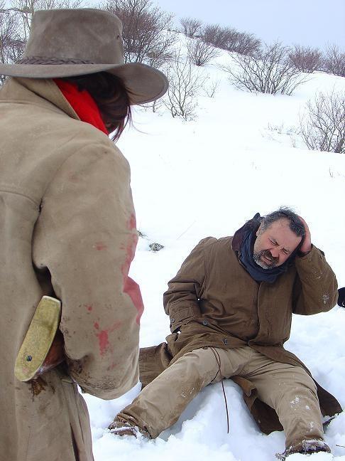 Una Scena Del Film Inferno Bianco Diretto Da Stefano Jacurti Ed Emiliano Ferrera 94953