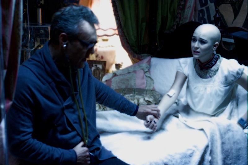 Anthony Head E Alexa Vega In Una Scena Del Film Repo The Genetic Opera 95165