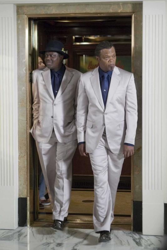 Bernie Mac E Samuel L Jackson In Una Scena Di Soul Men 95153