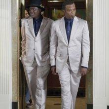Bernie Mac e Samuel L. Jackson in una scena di Soul Men