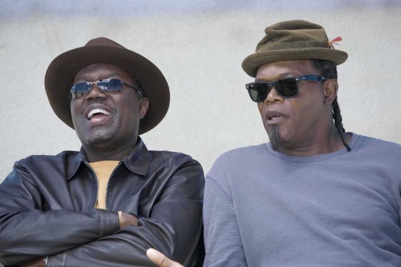 Bernie Mac E Samuel L Jackson Sono I Protagonisti Del Film Soul Men 95152