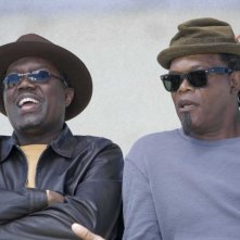 Bernie Mac e Samuel L. Jackson sono i protagonisti del film Soul Men