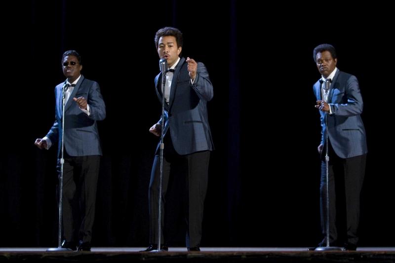 Bernie Mac John Legend E Samuel L Jackson In Una Scena Del Film Soul Men 95150