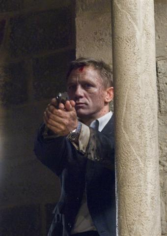 Daniel Craig In Una Sequenza Del Film Quantum Of Solace La Nuova Avventura Dell Agente Segreto 007 95087
