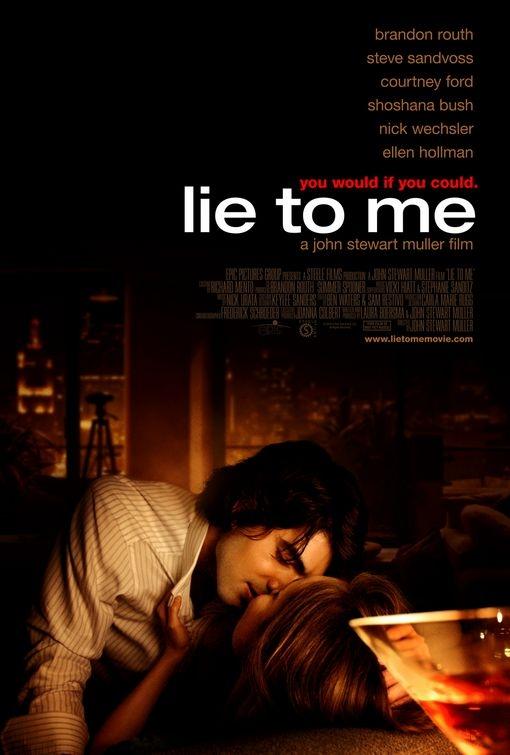La Locandina Di Lie To Me 95063